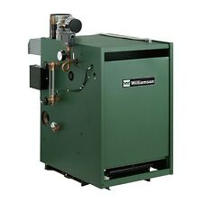 Williamson / Weil-McLain Gas Steam Boiler 75K GSA-075-N