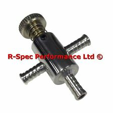 Alloy MBC Manual Boost Controller Valve For Saab 900 9000 93 95 9-3 9-5 Turbo