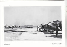 """*Postcard-""""Page Field"""" (Today Used For Training) - *Parris Island, SC (#147)"""