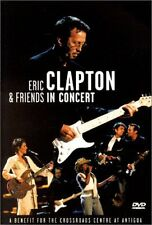 Eric Clapton in Concert: Benefit for Crossroads (1999, REGION 1 DVD New)