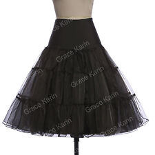 Women's 1950s 60s Vintage Style Rock N Roll Cocktail Party Swing V Neck Dresses