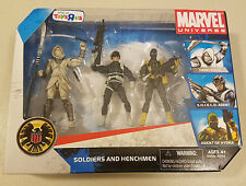 Hasbro - Marvel Universe ToysRus Exclusive Soldiers and Henchmen - 3 Pack