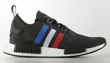 Adidas NMD R1 PK Primeknit size 13. Red Blue White Tri-Color BB2887. Ultra Boost
