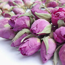 TOP Quality  Rose Tea French Herbal Organic Imperial Dried Rose Buds 100g TB
