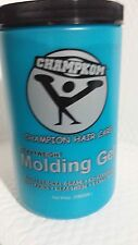 CHAMPKOM HEAVYWEIGHT MOLDING GEL 64 OZ  NEW HAIR CARE MADE IN USA ALCOHOL FREE