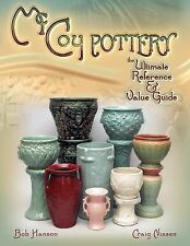 McCoy Pottery the Ultimate Reference & Value Guide-ExLibrary