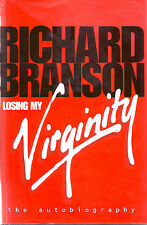 LOSING MY VIRGINITY RICHARD BRANSON/Virgin/autobiographies/balloons/entrepreneur