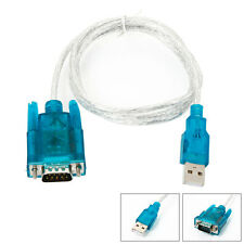 New High Quality USB 2.0 TO RS232 SERIAL DB9 9 Pin Cable Adapter Practical