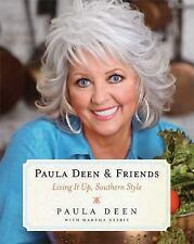 Paula Deen & Friends: Living It Up, Southern Style, Deen, Paula, Good Book