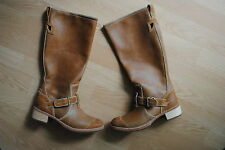 Timberland Lucille 36,5 Bottes Western Dames leather Riding Boots 20648