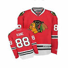 Youth Chicago Blackhawks #88 Patrick Kane Premier Jersey Stitched NHL Reebok