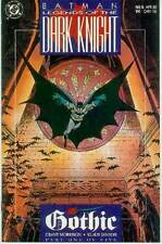 Batman: Legends of the Dark Knight # 6 (Klaus Janson) (Gothic part 1) (USA,1990)