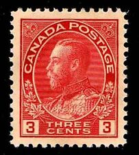 CANADA #109 GEORGE V DEFINITIVE ISSUE OF 1923 MOGPH - VF - $15.00 (ESP#5694)