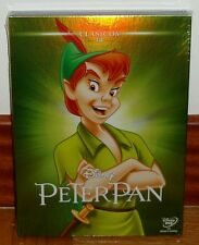 PETER PAN-CLASICO DISNEY Nº 14-DVD-NUEVO-PRECINTADO-FUNDA DE CARTON-SEALED-NEW