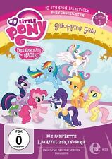 MY LITTLE PONY - KOMPLETTE 1. STAFFEL: GALLOPING GALA 4 DVD KINDER NEU