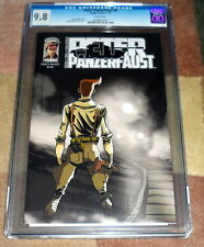 Peter Panzerfaust 8, CGC 9.8 NM/MT, 1st Hook, 1st print