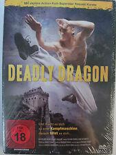 Deadly Dragon - Kampfmaschine unter Drogen - Yasuki Kurata - Japan, Martial Arts