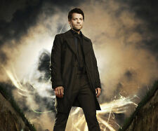 Misha Collins UNSIGNED photo - G653 - Supernatural, Girl, Interrupted & 24