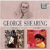 George Shearing - Latin Lace/Latin Affair  two for one cd mint