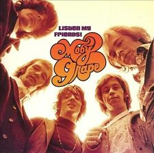 Moby Grape-Listen My Friends!: The Best Of Moby Gra CD NEW