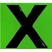 Ed Sheeran - X (CD 2014)  * NEW & SEALED *