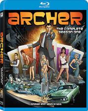 Archer: Season 1 (2011, REGION A Blu-ray New) BLU-RAY/WS