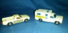 Vintage 1977 Matchbox Superbike Truck and Ambulance