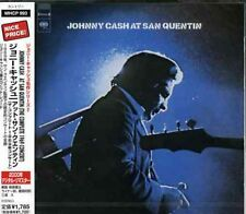 Johnny Cash - Complete Live at San Quentin [New CD] Japan - Import