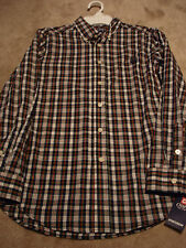 NWT RALPH LAUREN CHAPS LONG SLEEVED SHIRT SIZE 18 MONTHS