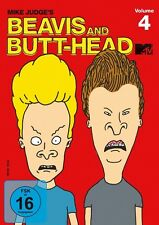 BEAVIS & BUTT-HEAD VOL.4  2 DVD NEU MIKE JUDGE