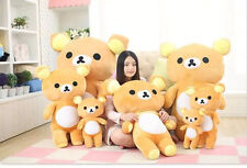 80cm San-x Rilakkuma Relax Bear Soft Giant Stuffed Pillow Plush Doll Toy Gift