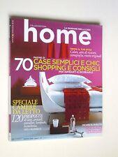 HOME  maggio 2008  --  CASE SEMPLICI E CHIC SHOPPING E CONSIGLI, CAMERE DA LETTO