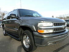 Chevrolet : Suburban 4dr 1500 4WD