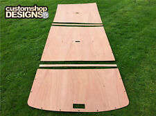 VW T4 Transporter LWB Caravelle Camper Day Van Interior Roof Ply Lining Trim Kit