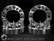 4 WHEEL SPACERS 8X170 1.5 INCH THICK | 8 LUG FORD F-250 F-350 SUPER DUTY 99-02