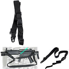 New 3 Three Point Sling Adjustable Tactical Strap for Rifle Airsoft Gun Hunting