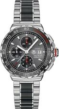ORIGINAL TAG HEUER FORMULA 1 CAU2011.BA0873 AUTO CHRONO CALIBRE 16 CERAMIC WATCH