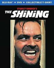 The Shining (Blu-ray Disc, 2016) W/ Collectable Tee Shirt brand new