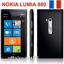 Téléphone Portable NOKIA LUMIA 800 Noir Neuf Débloqué