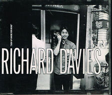 CD maxi: Richard Davies: sign up maybe for being. flydaddy