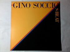 GINO SOCCIO S-beat lp ITALY SIGILLATO SEALED!!!