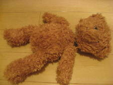 JELLY KITTEN  J191  APPROX 12 inch TEDDY BEAR with RATTLE INSIDE