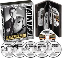 Boston Blackie 15 Films Plus 203 Radio Shows New DVD