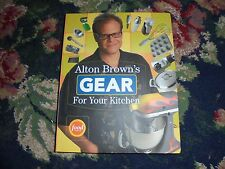 Alton Brown's Gear for Your Kitchen by Alton Brown book food kitchen