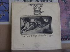 SPARK GAP WONDER BOYS, CLUCK OLD HEN - ROUNDER LP 0002