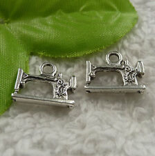 free ship 180 pieces tibet silver sartorius charms 19x15mm #4184