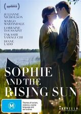 Sophie and the Rising Sun NEW R4 DVD