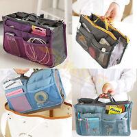 Kulturbeutel Kosmetik Handtasche Organizer Tasche Reise ToolInhalt Damentaschen