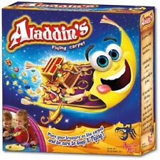 ALADDIN's Flying Carpet, Divertimento Famiglia KIDS PARTY BOARD GAME