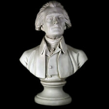Thomas Jefferson American US President bust sculpture 20""